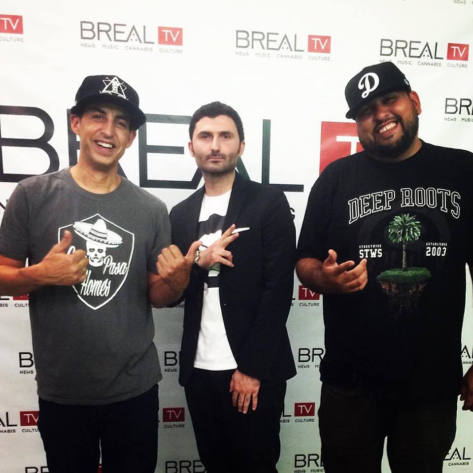breal tv interview